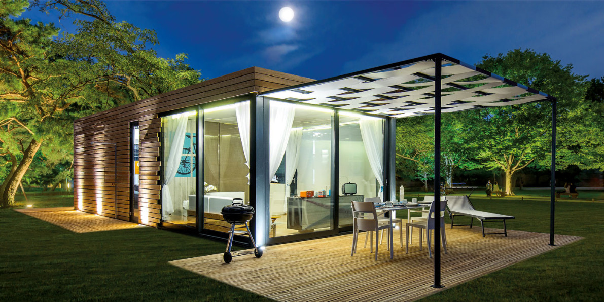 glamour camping glamping crippa concept luxury