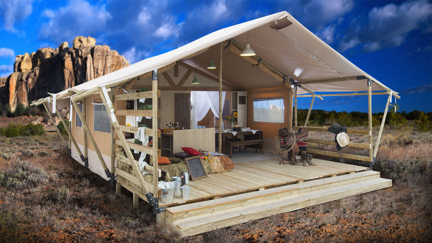 Country Lodge Crippa Concept Luxury Mobile Homes And